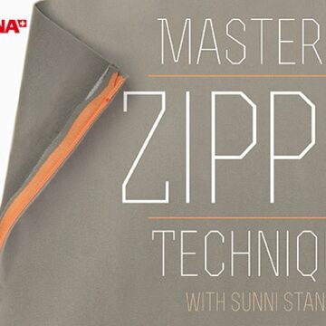 Mastering Zipper Techniques- A FREE Online Sewing Class from Craftsy