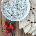 MIRACLE WHIP Creamy Spinach and Artichoke Dip Recipe