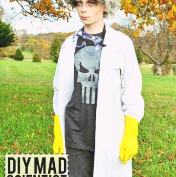 Mad Scientist Costume