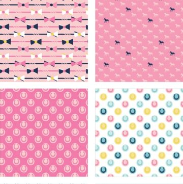 Introducing Derby Style Fabric by Melissa Mortenson