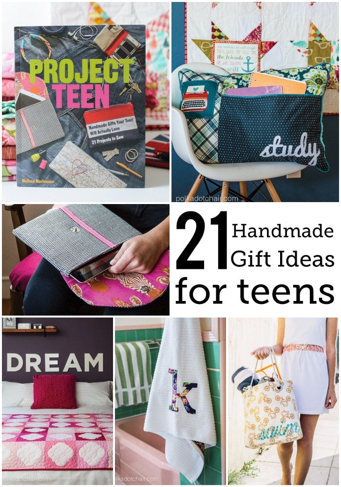 21 Handmade Gift Ideas for Teens from Project Teen