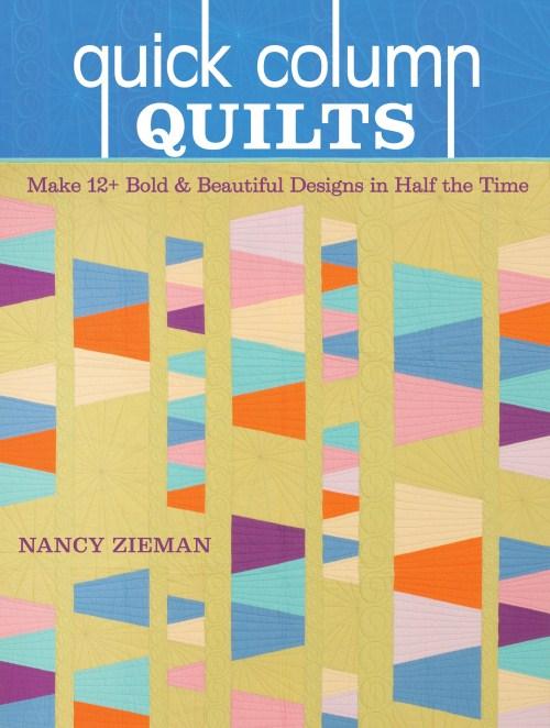 Nancy Zieman's Quick Column Quilts Book