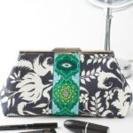 Frame Clutch Purse, a Sewing Pattern from Craftsy