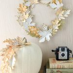 Autumn Paper Leaf Craft Ideas