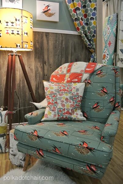 Charley Harper Fabric by Birch Fabrics