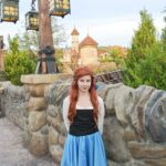DIY Ariel Mermaid Halloween Costume