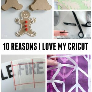 10 Reasons I Love my Cricut