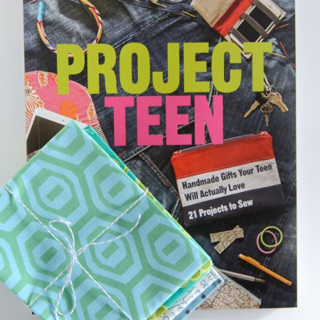 "Project Teen Sewing Book ""Shop Small"" specials"