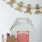 DIY Gingerbread Man Craft Kit