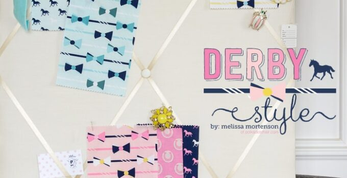 Derby Style Fabric