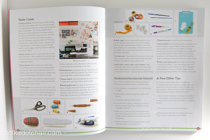 """Project Teen Sewing Book """"Shop Small"""" specials"""