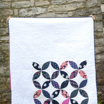 Clementine Applique Quilt and Craftsy Class Giveaway