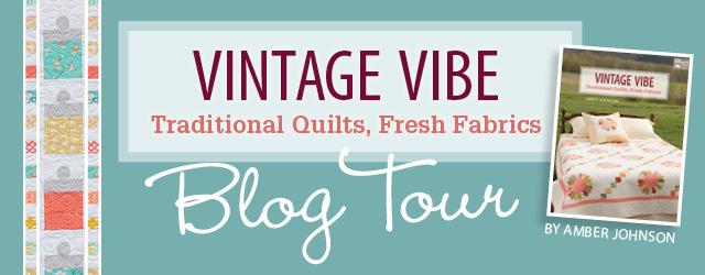 Vintage Vibe Book Tour