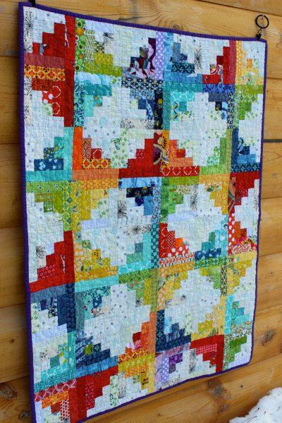 Quilted Pillow Tutorial - the Polka Dot Chair : quilt pillow patterns - Adamdwight.com
