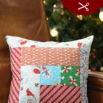 Quilted Pillow Tutorial