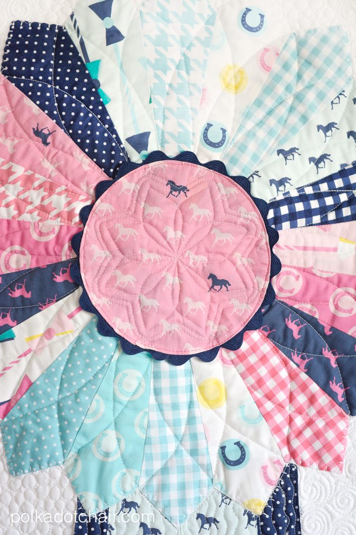 Prize Ribbons Quilt Pattern by Melissa Mortenson