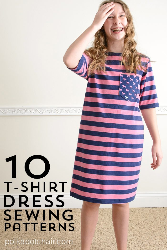 60 TShirt Dress Sewing Patterns Magnificent Sewing Patterns Com
