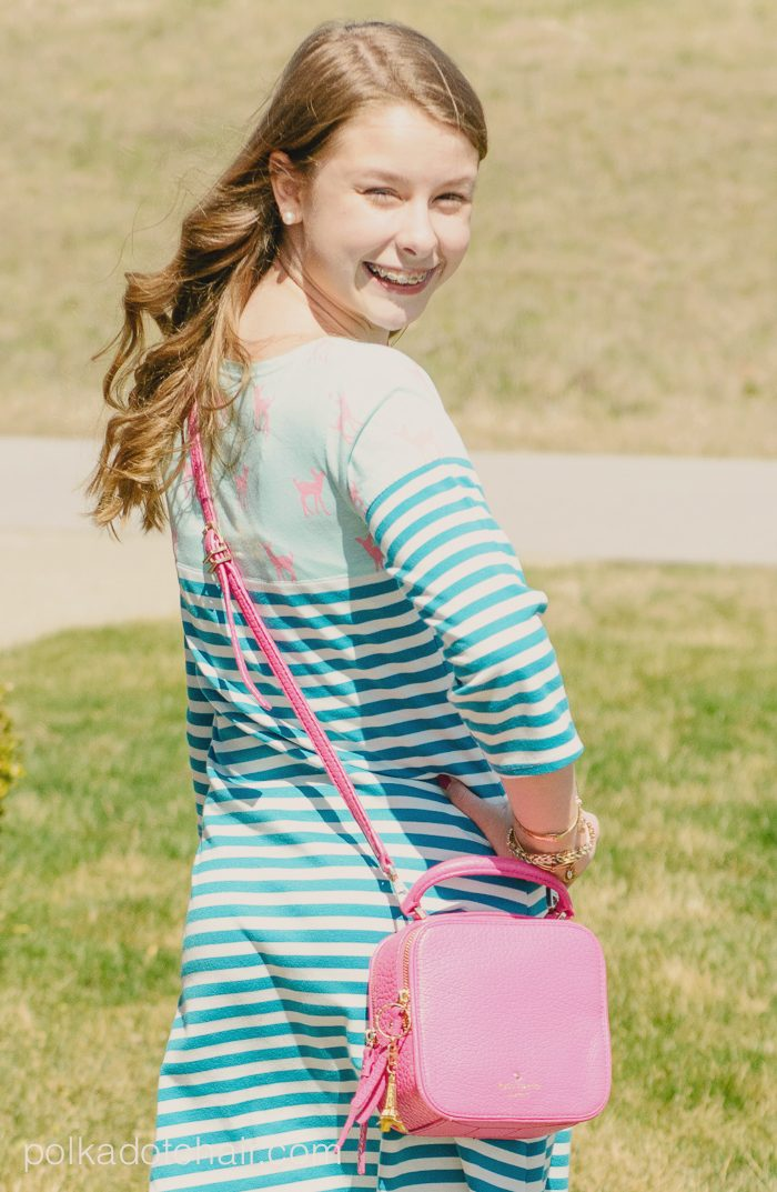 cute dress to sew for teens and tweens, Coco dress pattern