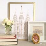 Beautiful Foil Print Giveaway & Sale