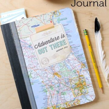 Kids Journal Ideas & Free Printable