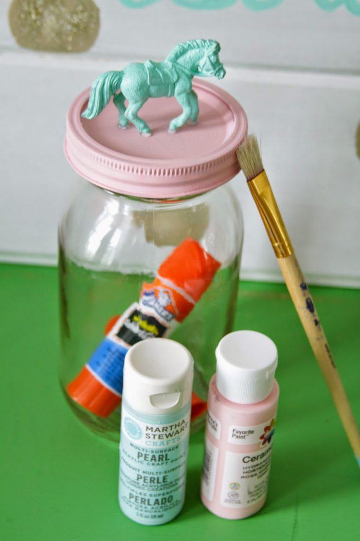 Craft Mason Jars