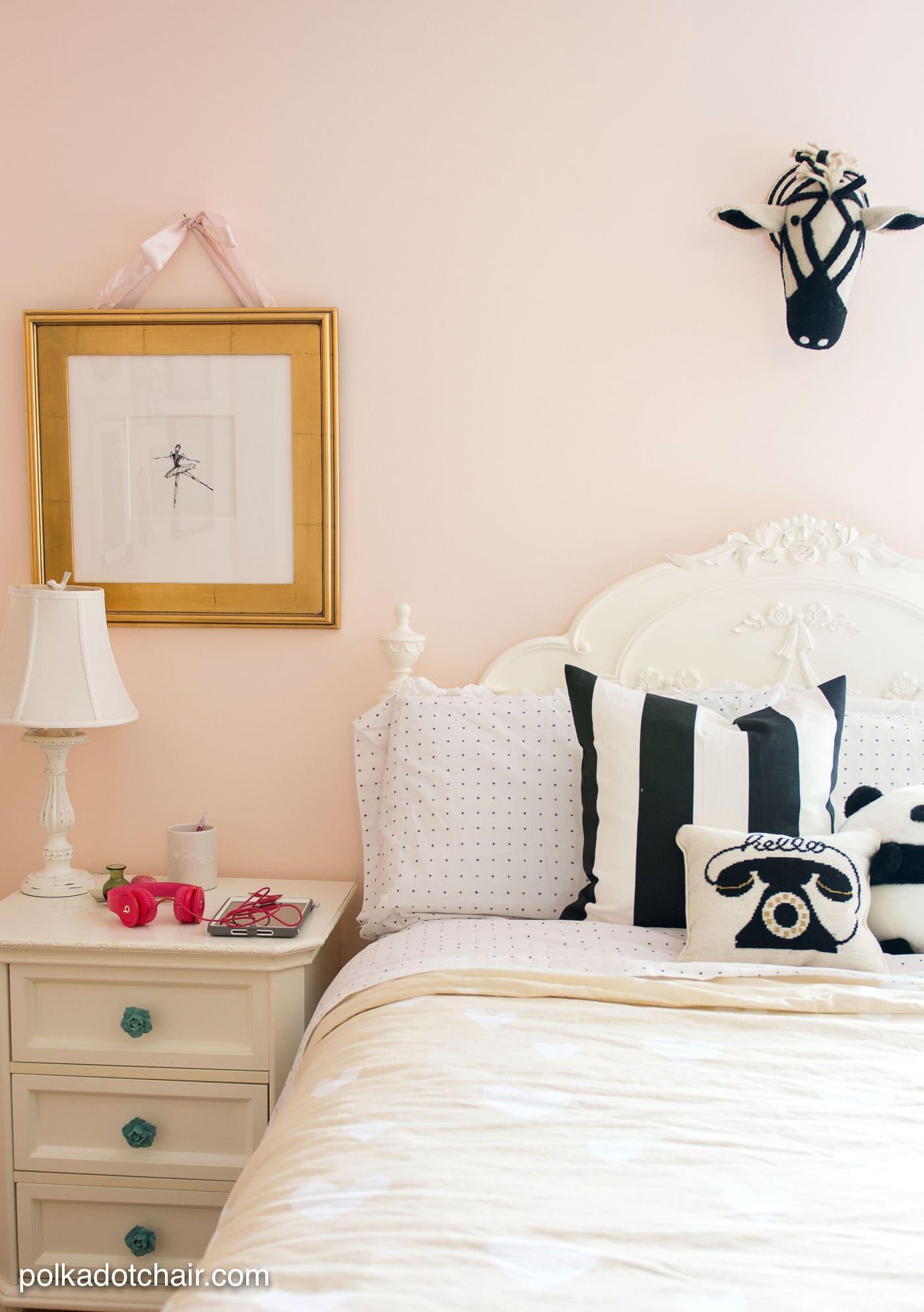 Daughters Room Decorating Ideas