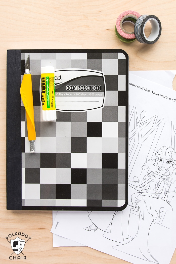 Cute ideas for summer journals for kids. Would be great for road trips!