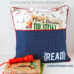 Pocket Pillow Sewing Pattern