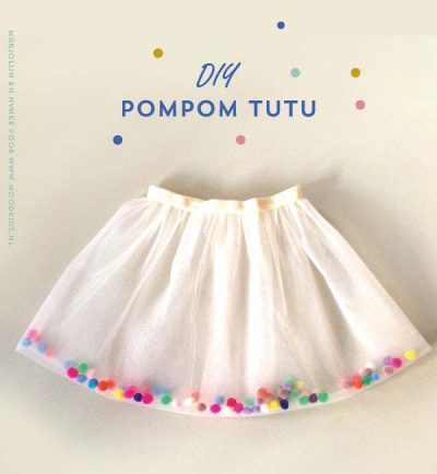 Pom Pom Sewing Projects for Summer