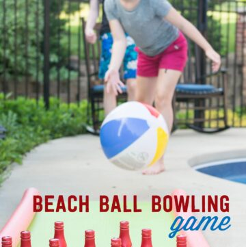 Coke® Bottle DIY Outdoor Bowling Game