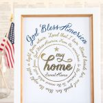 Foil Ready Free 4th of July Printables