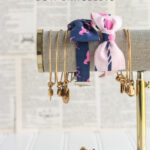 Bow Tie Bracelet Sewing Pattern