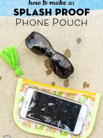 Splash Proof Phone Case