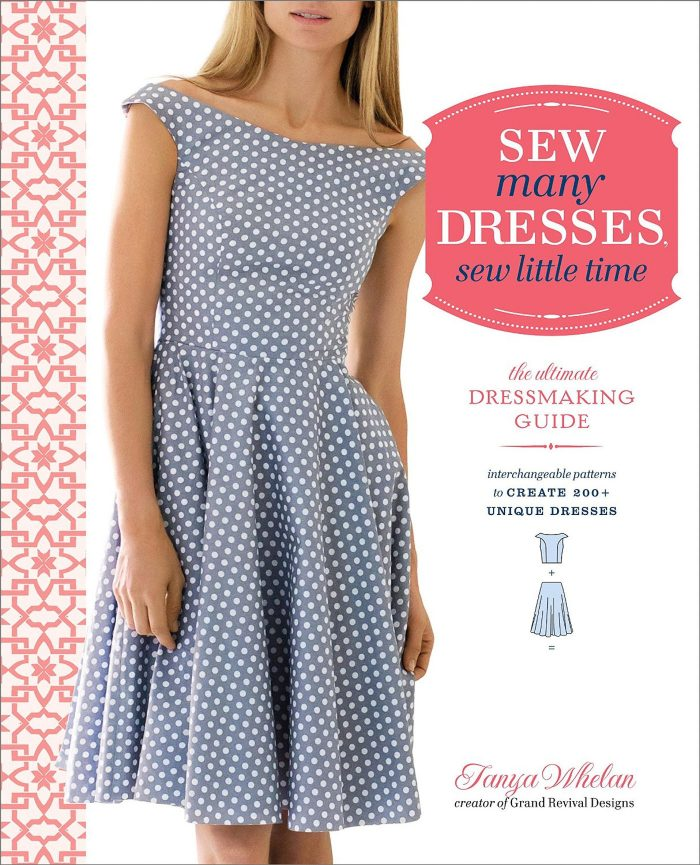 Sew Many Dresses Book by Tanya Whelan