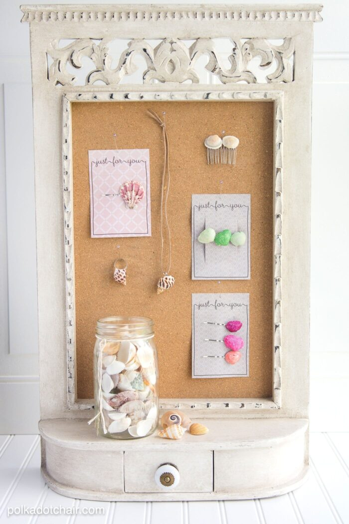 Seashell crafts and free printable gift tags seashell craft ideas and free printable gift tags this craft idea would be great for negle Gallery