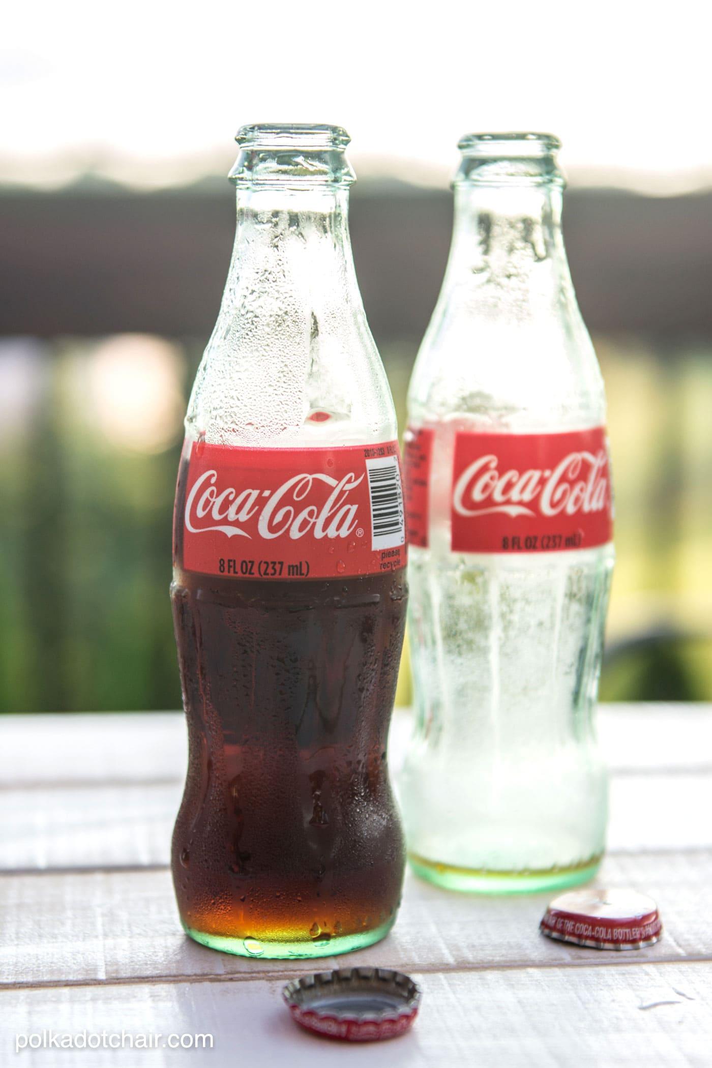 Coke Bottle Top Crafts