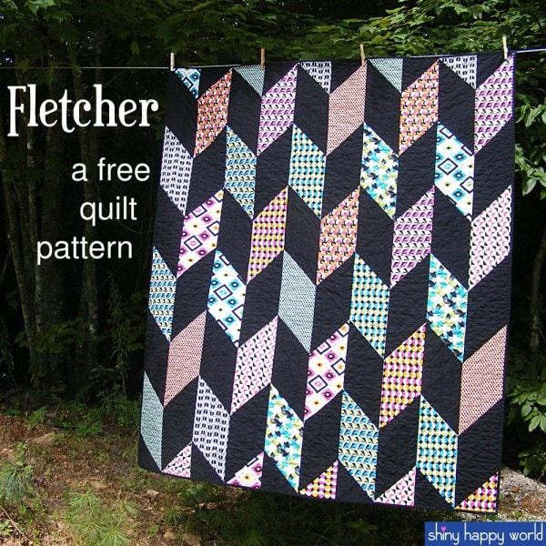Fletcher Quilt Tutorial