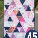 45 Beginner Quilt Patterns & Tutorials