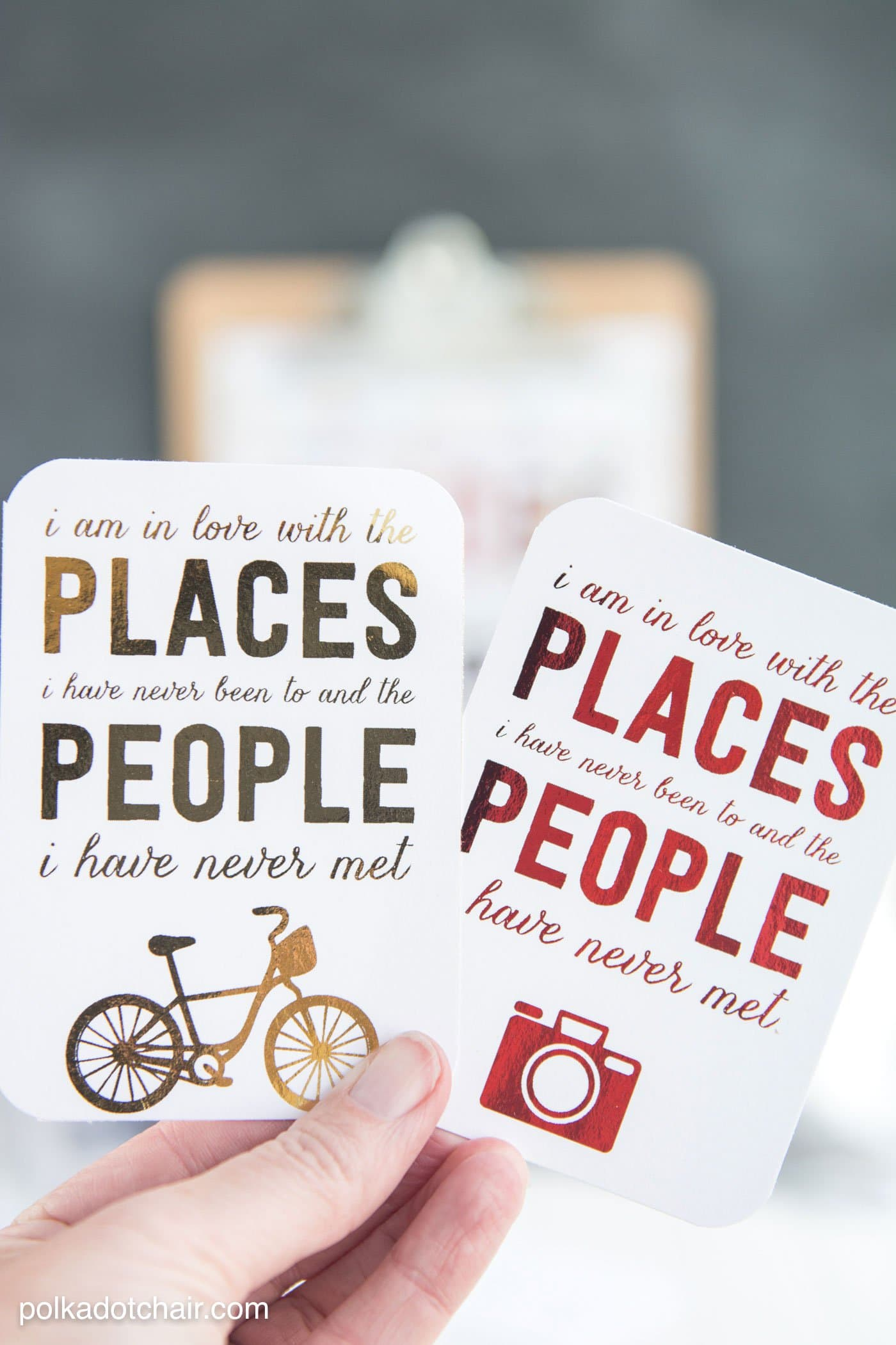 Scrapbook ideas and quotes - Free Travel Themed Printables Perfect To Use With A Foil Applicator Machine Lots