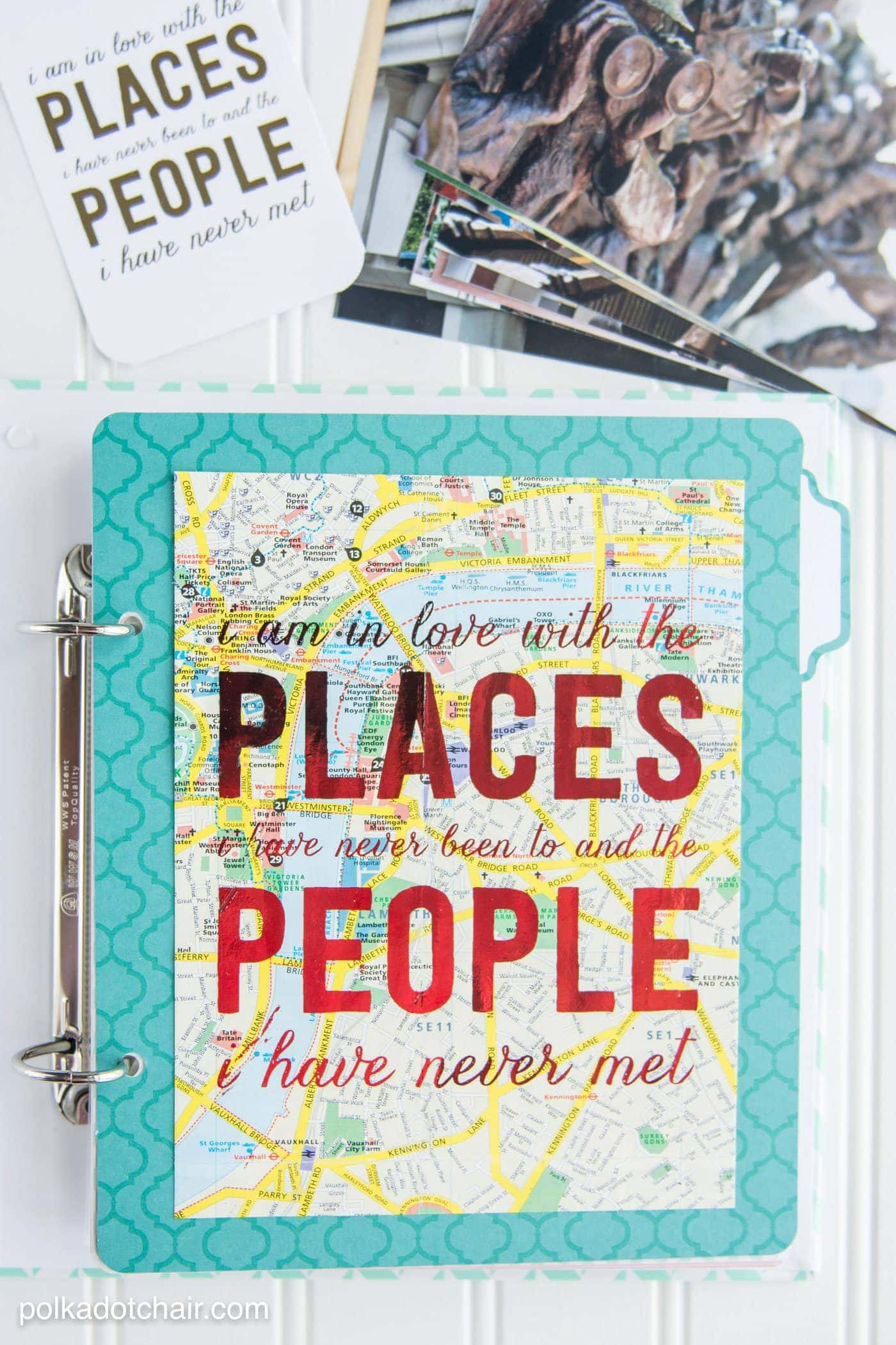 Summer vacation scrapbook ideas - Free Travel Themed Printables Perfect To Use With A Foil Applicator Machine Lots