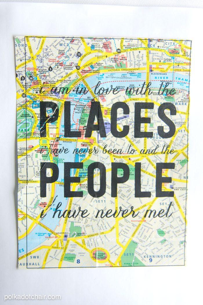 Journal Paper Printable Travel Scrapbooking Id...