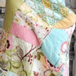 Tuesday Tutorial: Snuggly Layer Cake Quilt & a March Bag Giveaway