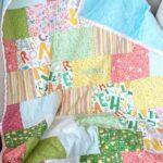 Snuggly Bricks Quilt: Tuesday Tutorial..