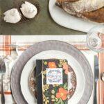 DIY Thanksgiving Gratitude Journal {and free printable}
