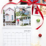 Favorite Places Photo Calendar Gift Idea & Giveaway