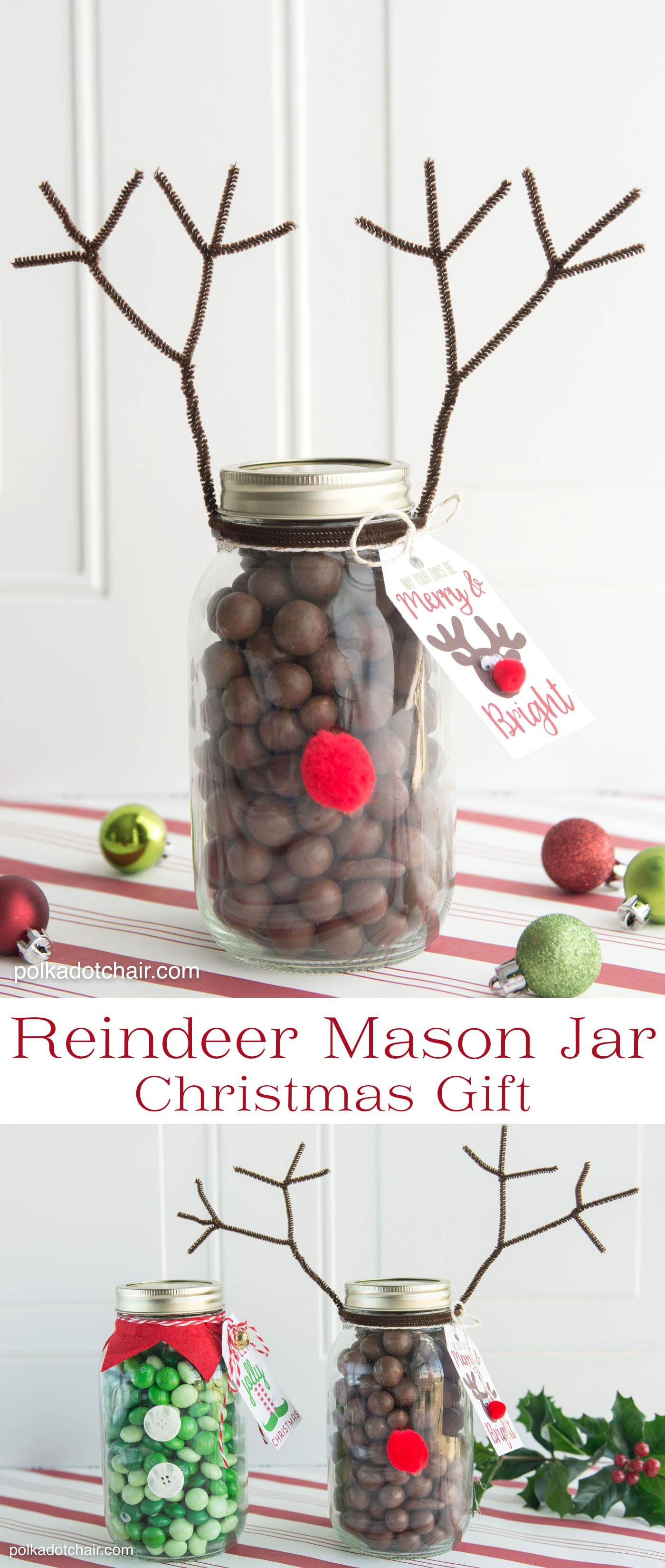 Diy Easy Mason Jar Crafts