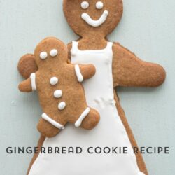 Recipe for delicious Gingerbread cookies