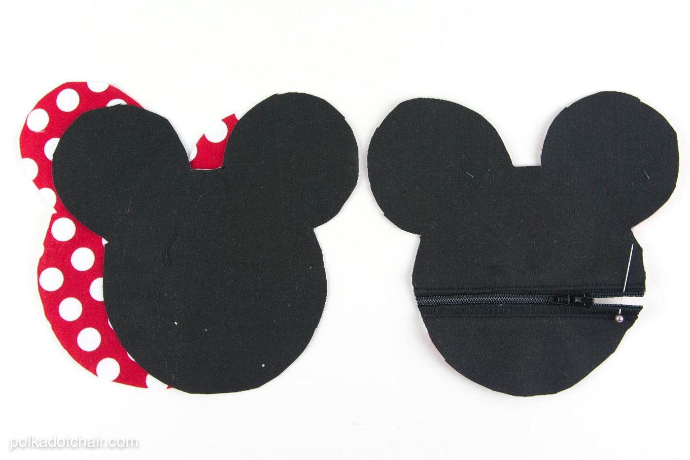 Cute earbuds stitch - cute earphones case