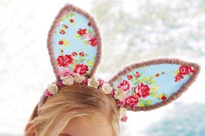 Easter Bunny Ears Pattern from HobbyCraft.co.uk