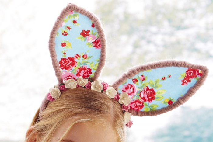 Easter Bunny Ears Pattern from HobbyCraft.co.uk